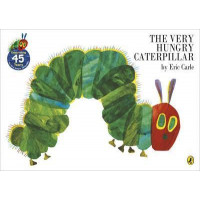 The Very Hungry Caterpillar (Paperback  2002)