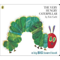 The Very Hungry Caterpillar (Big board book 2011)