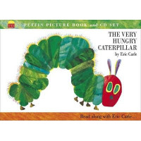 The Very Hungry Caterpillar (with CD)