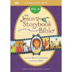 Jesus Storybook Bible Animated DVD, Vol. 4