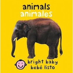 Bilingual Bright Baby Animals
