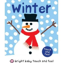 Bright Baby Touch and Feel Winter