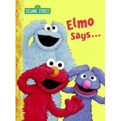 Elmo Says...: Sesame Street