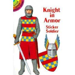 Knight in Armor Sticker Book