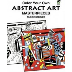 Colour Your Own Abstract Art