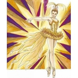 Favorite Ballets Coloring Book (Dover Fashion Coloring Book)