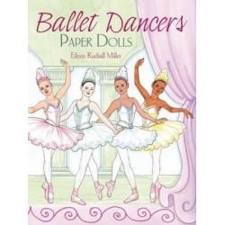 Ballet Dancers Paper Dolls