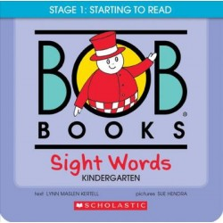Bob Books: Sight Words Kindergarten