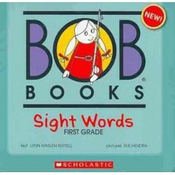 Bob Books: Sight Words First Grade