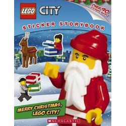 Lego City: Merry Christmas Lego City