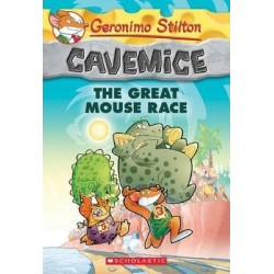 Geronimo Stilton Cavemice #6: The Great Mouse Race