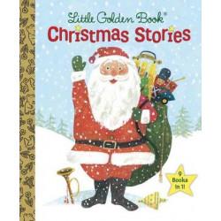 Little Golden Book Christmas Stories