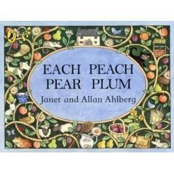 Each Peach Pear Plum (Board book 1999)