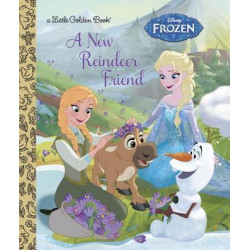 A New Reindeer Friend (Disney Frozen)
