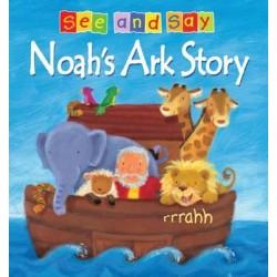 Noah's Ark Story: See and Say