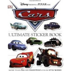 Cars Ultimate Sticker Book