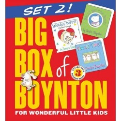 Big Box of Boynton Set 2!