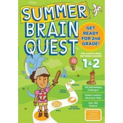 Summer Brain Quest Get Ready for 2nd Grade