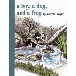 A Boy, A Dog & A Frog