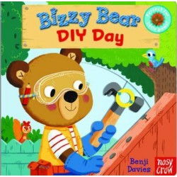 Bizzy Bear: DIY Day