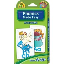 Phonics Made Easy-Flash Cards