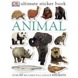 Animal Ultimate Sticker Book