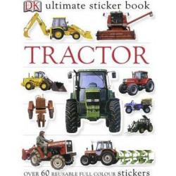 Tractor Ultimate Sticker Book