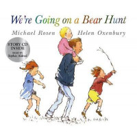 We're Going on a Bear Hunt (Paperback with CD 2011)
