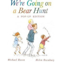 We're Going on a Bear Hunt (Hardback 2015)