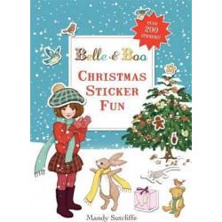 Belle & Boo: Christmas Sticker Fun