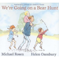 We're Going on a Bear Hunt (Board book 2009)