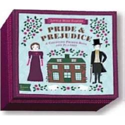 Babylit Pride & Prejudice Playset with Book