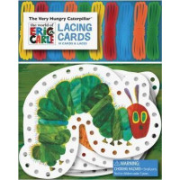 The Very Hungry Caterpillar (Lacing Cards)