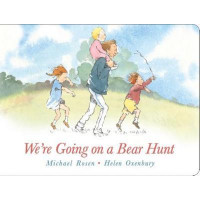 We're Going on a Bear Hunt (Board book 2014)
