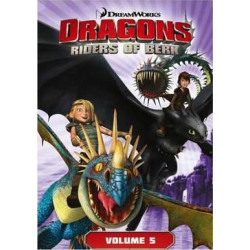 Dreamworks' Dragons: Riders of Berk: The Legend of Ragnarok (How to Train Your Dragon TV) Volume 5