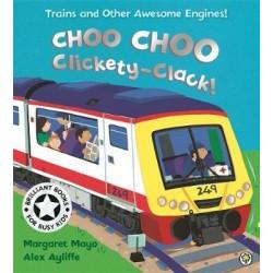 Awesome Engines: Choo Choo Clickety-Clack!