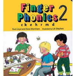 Finger Phonics book 2