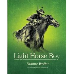 Light Horse Boy