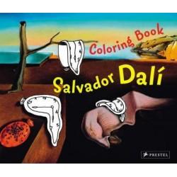 Colouring Book Dali
